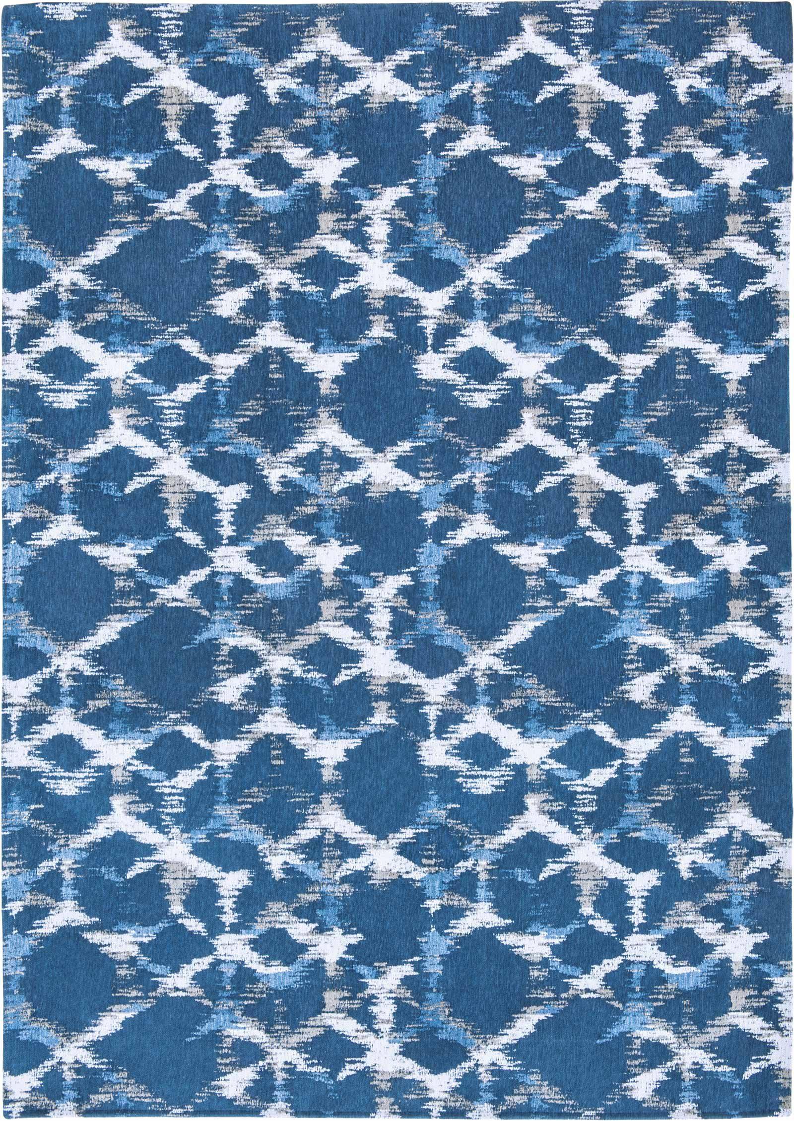 Louis De Poortere teppich Villa Nova LX 8750 Sudare Indigo