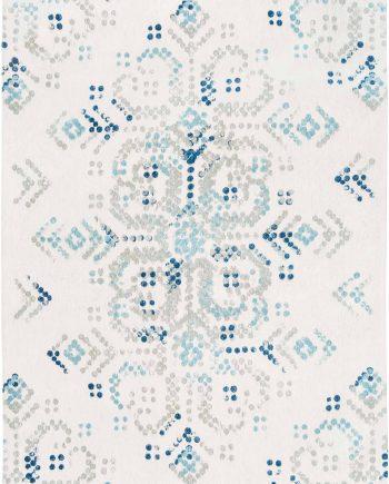 Louis De Poortere teppich Villa Nova LX 8762 Marit Indigo