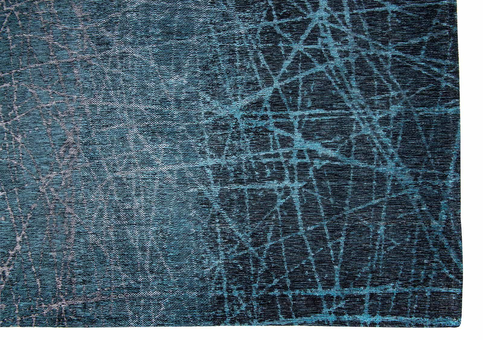 teppich Louis De Poortere LX 8877 Mad Men Fahrenheit Polar Vortex corner