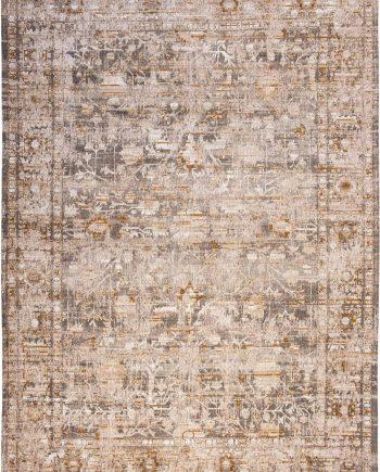 teppich Louis De Poortere LX 8884 Antiquarian Ushak Suleiman Grey