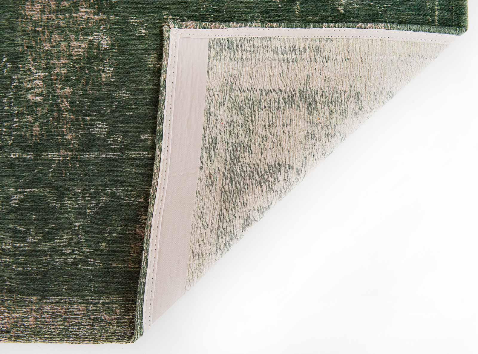 Louis De Poortere teppich LX 9146 Fading World Majestic Forest back