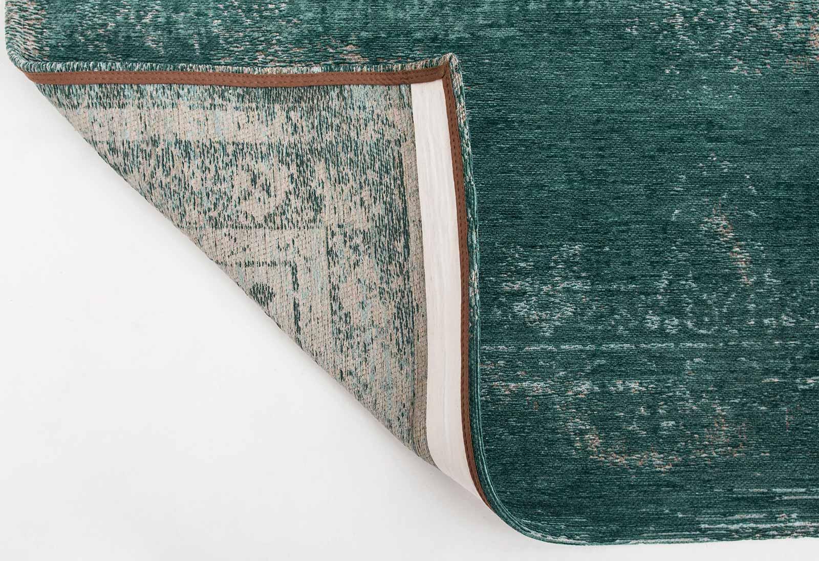 teppich Louis De Poortere LX 8258 Fading World Medaillon Jade back