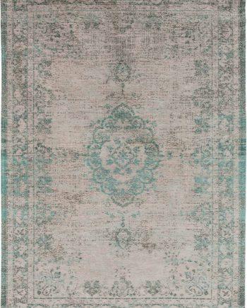 teppich Louis De Poortere LX 8259 Fading World Medaillon Jade Oyster