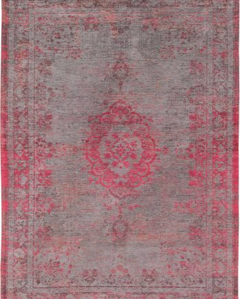 teppich Louis De Poortere LX 8261 Fading World Medaillon Pink Flash