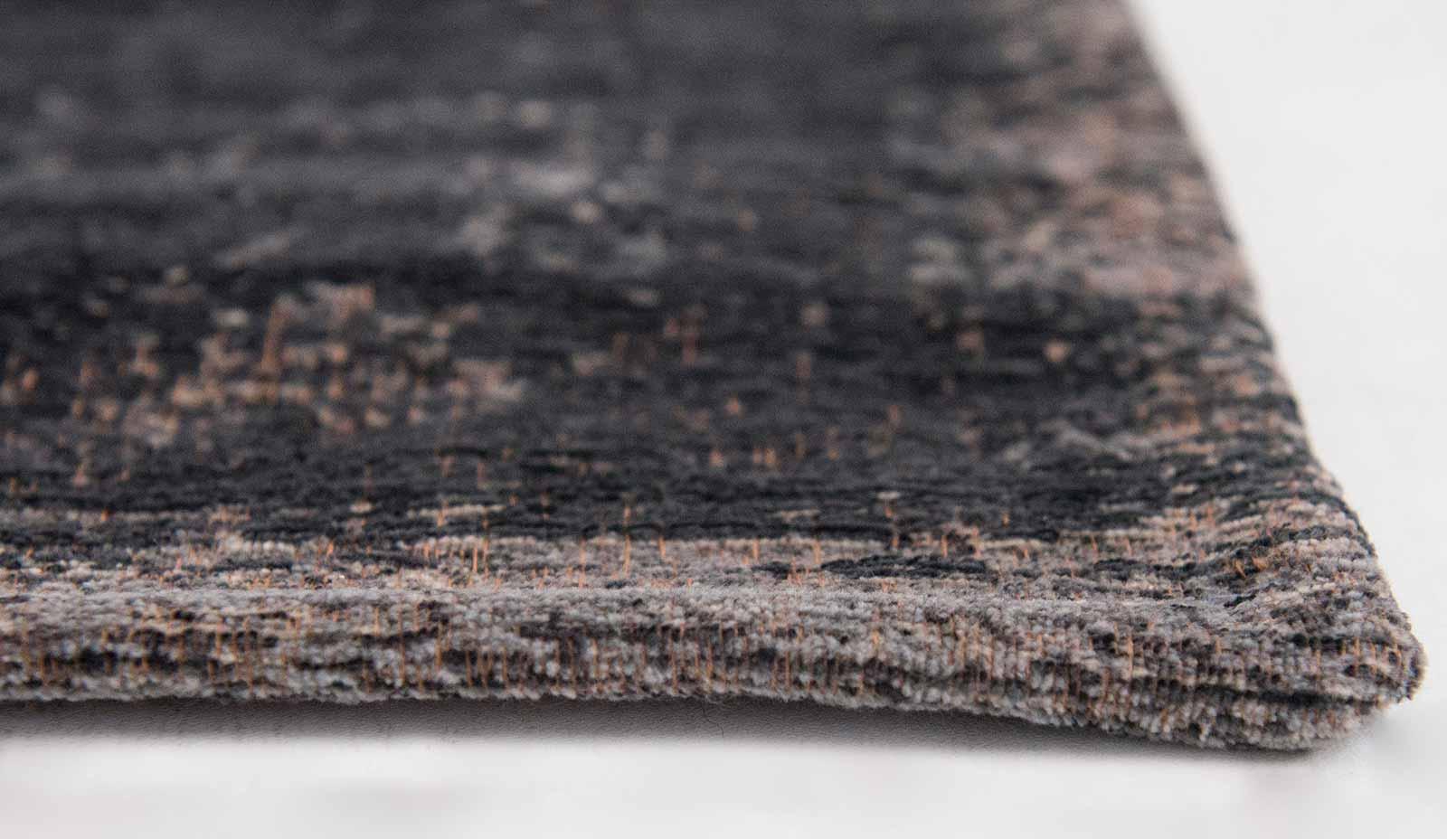 teppich Louis De Poortere LX 8263 Fading World Medaillon Mineral Black side