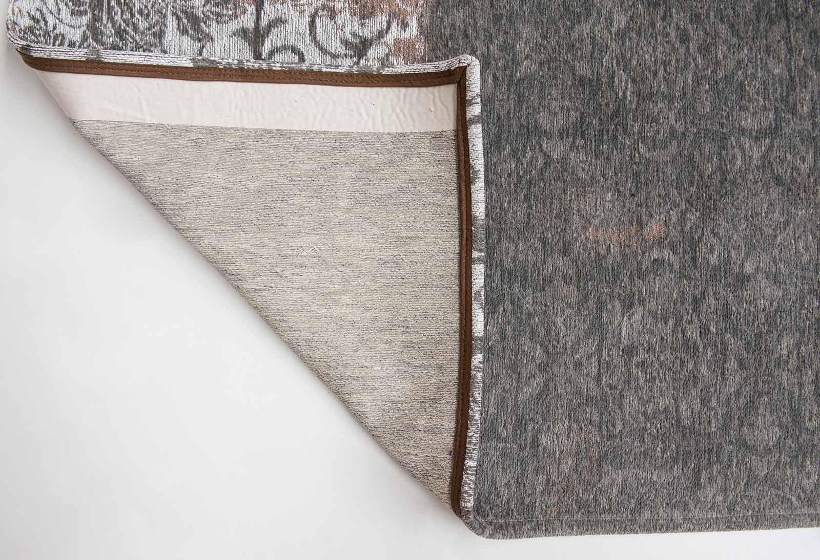 teppich Louis De Poortere LX 8982 Vintage Ghent Beige corner