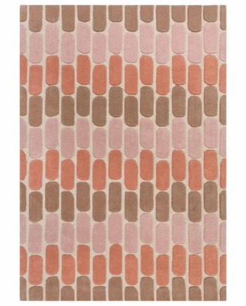 Andessi Teppiche Radiance Fossil Terracotta 8